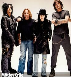 Picture of Motley Crue